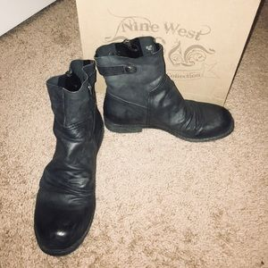 Nine West vintage collection boots